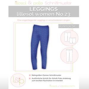 Bilde av  LILLESOL & PELLE No.23 Leggings/tights Dame