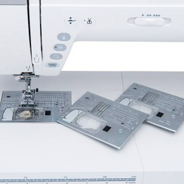 NY MODELL Janome Memory Craft 9450QCP