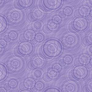 Bilde av Bomull stoff Lilla Light Beaded Circles Pearlized