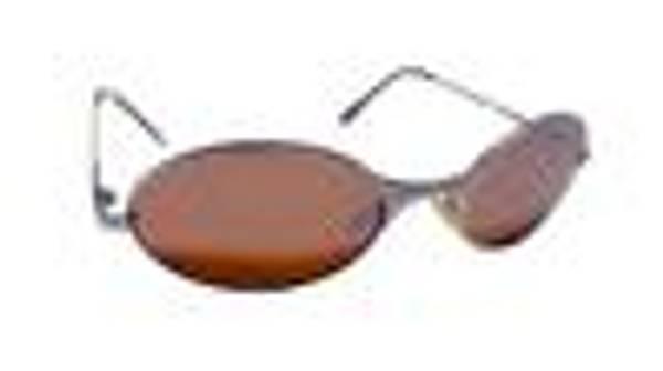 2051 Blublocker Pewter frame polarisert