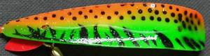 Bilde av Bandy Stick 8cm Farge nr 16 Firetiger
