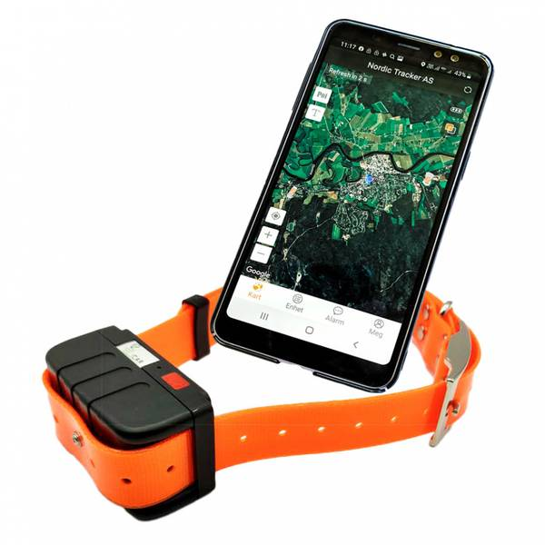 NT Hunter GPS. Pris inkl. Frakt!
