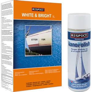 Bilde av Skrogvask og polering White & Bright