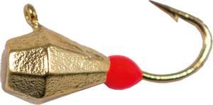Bilde av Alpina mormuska facett guld  1,8gr  krokstl 12