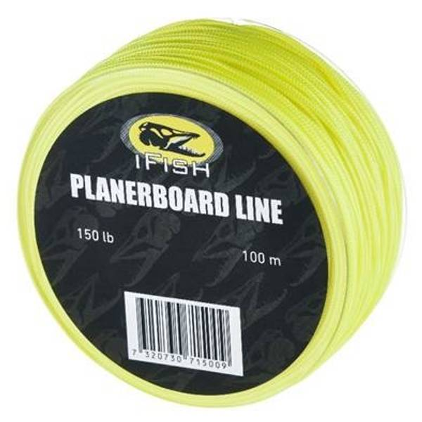 Planerboard line IFISH 100m. 150Lbs
