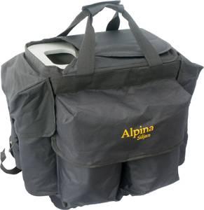 Bilde av Alpina Siljan med oppbevaring. 250x400x500mm