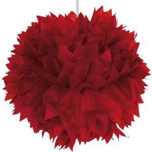 Bilde av Pompom Rød 30 cm
