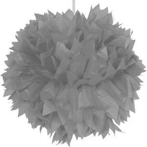 Bilde av Pompom Sølv 30 cm