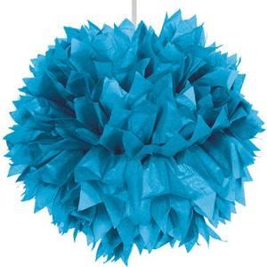 Bilde av Pompom Himmelblå 30 cm