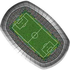 Bilde av Fotballtallerken 8 st