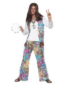 Bilde av  Groovy Hippie Costume Herre