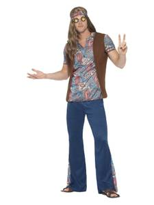 Bilde av Orion Hippie Kostyme