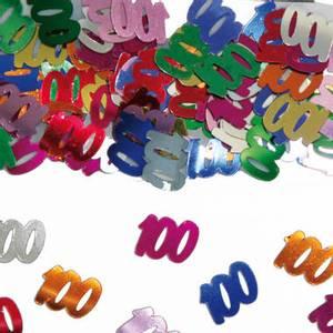 Bilde av Konfetti 100 Party