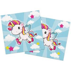 Bilde av Unicorn Servietter 20 st