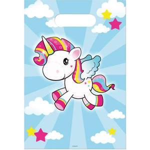 Bilde av Unicorn Godtepose 6 st