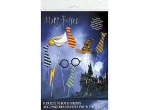 Bilde av Harry Potter Foto-props 8 st