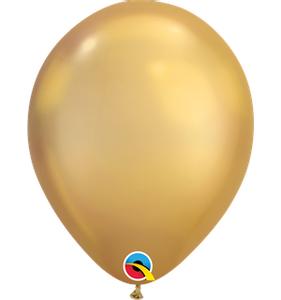 Bilde av 11Round Gold Chrome