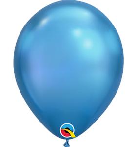 Bilde av 11Round Blue Chrome