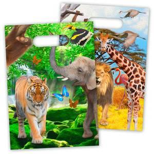 Bilde av Safari Godtepose 8 st