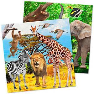 Bilde av Safari Servietter 20 st