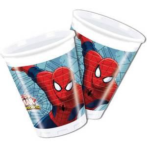 Bilde av Spiderman Team Kopper 8 st