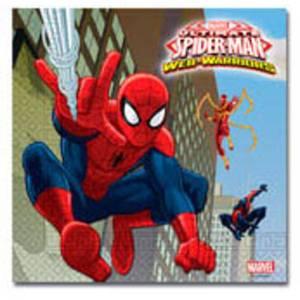 Bilde av Spiderman Servietter 20 st