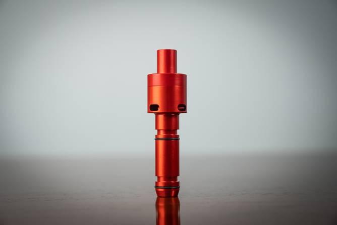 Bilde av Air rifle Adapter for Tubes with laser