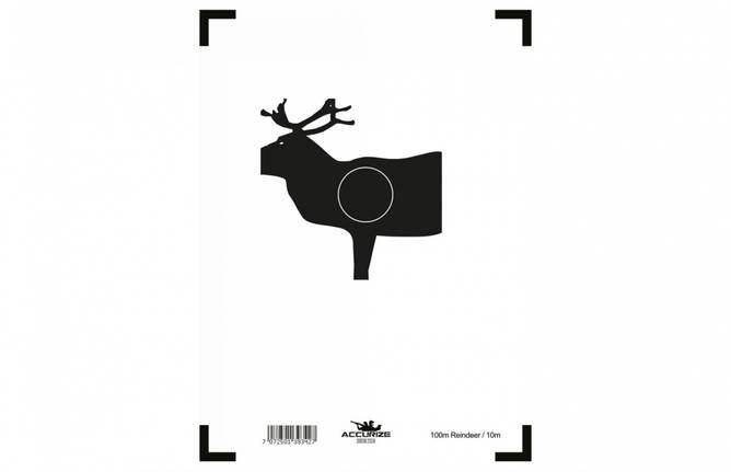 Bilde av Front target Reindeer