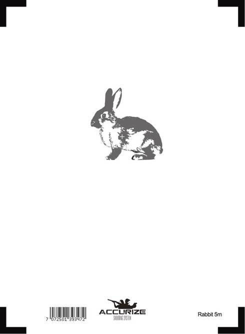 Bilde av Front target Rabbit /5m