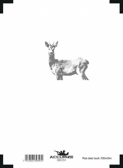 Bilde av Front target Roe deer /5m