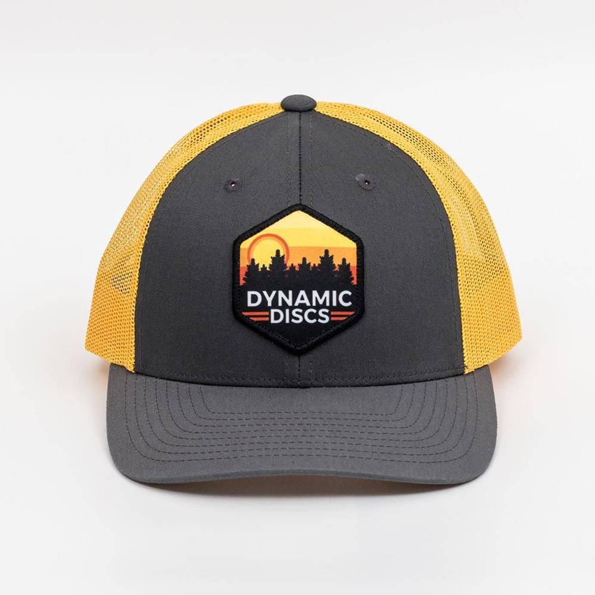 Dynamic Discs Sunset Hex Trucker