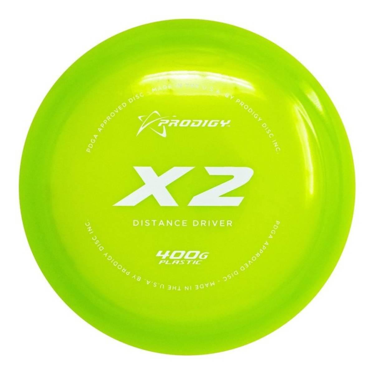 400G X2