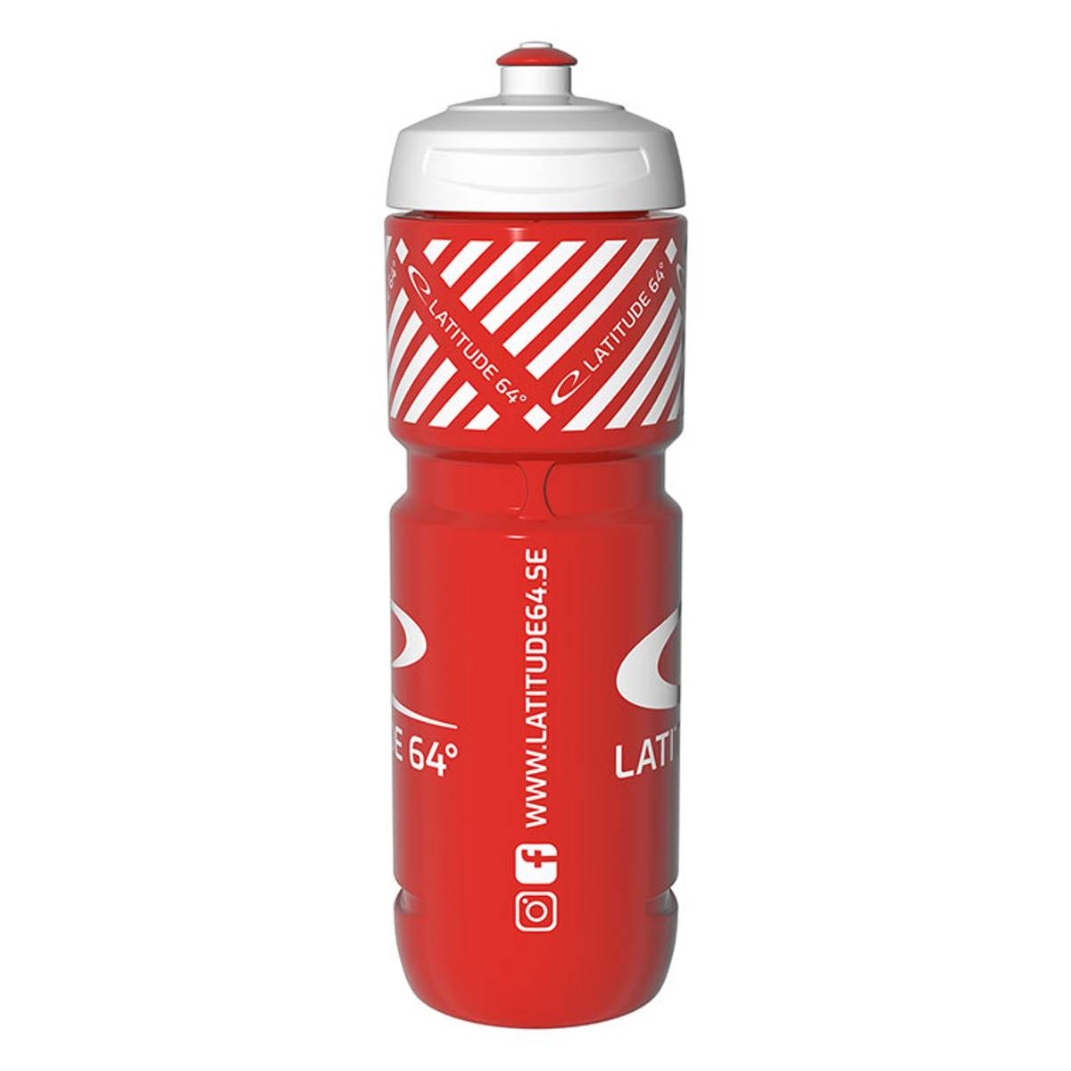 Latitude 64 Water Bottle 800 ml