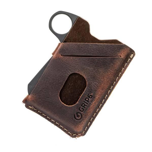 Bilde av Gripp6 Leather Wallet