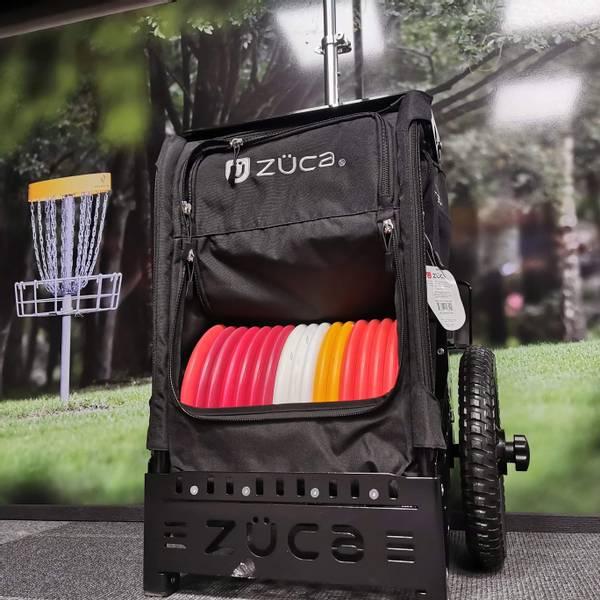 Bilde av Zuca Trekker Disc Golf Cart