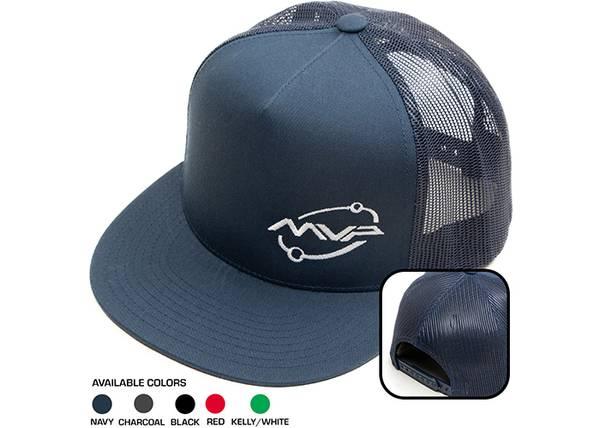 Bilde av MVP  Classic Trucker Snapback Hat