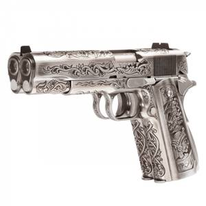 Bilde av WE - 1911 Double Barrel Gassdrevet Softgunpistol - Floral Patter