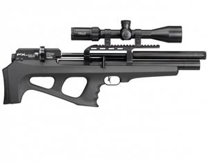 Bilde av FX Wildcat MKIII Compact - 4.5mm PCP Luftgevær - Syntetisk