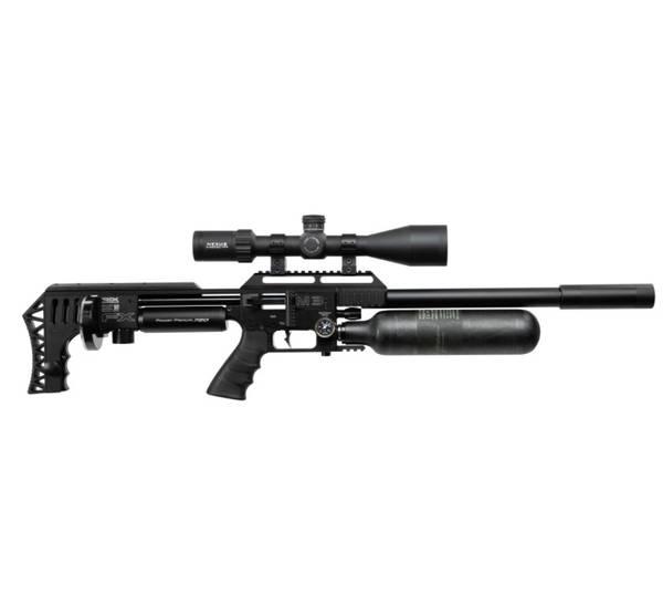 Bilde av FX Impact M3 Sniper - 7.62mm(.30) PCP Luftgevær - Svart (REGPLIK