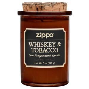 Bilde av Zippo - Spirit Candle - Whiskey & Tobacco