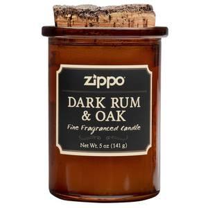 Bilde av Zippo - Spirit Candle - Dark Rum & Oak