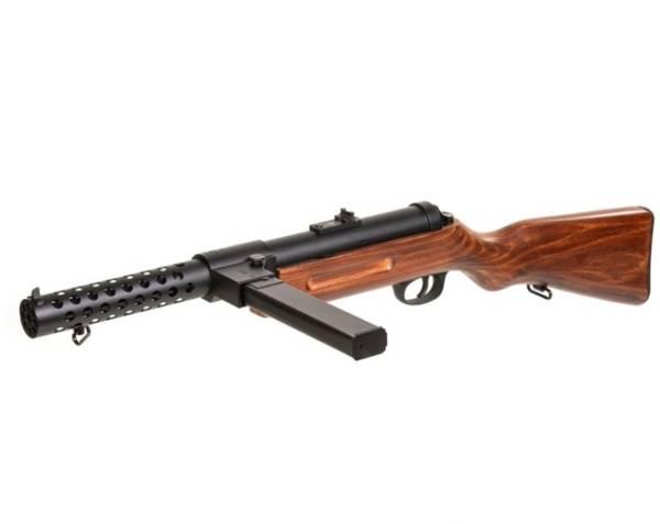 Bilde av SW- MP18 Elektrisk Softgun Rifle - Ekte Tre