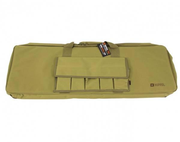Bilde av Nuprol - Essentials Soft Riflebag - 91cm TAN