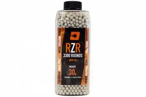 Bilde av Nuprol RZR 0.30g Softgunkuler - 3300stk - Hvite