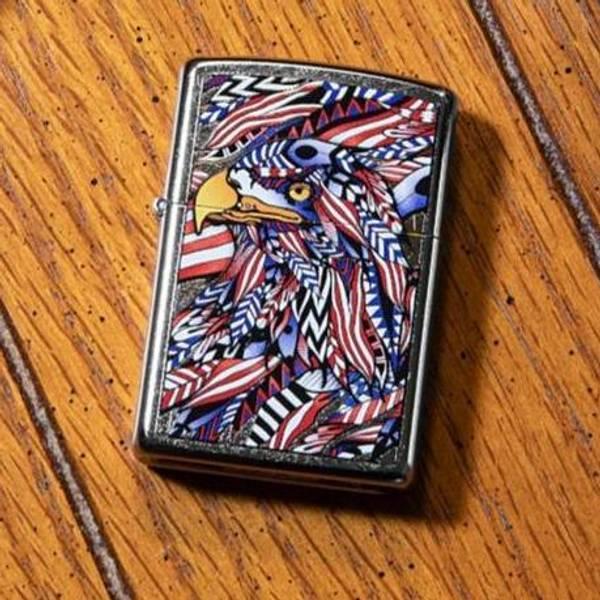 Bilde av Zippo - American Eagle Design - Lighter