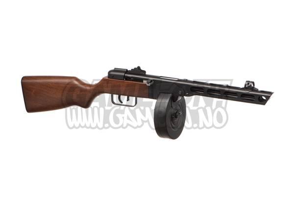 Bilde av Snow Wolf - PPSh Elektrisk Softgun Rifle - Full Metall