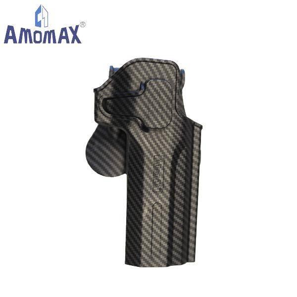 Bilde av Amomax - QR Hylster til Desert Eagle - Karbon/Karbon