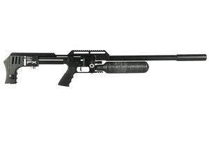 Bilde av FX Impact MKII Sniper - 6.35mm PCP Luftgevær - Svart (REGPLIKTIG