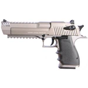 Bilde av Desert Eagle L6 Semi/Full Auto Softgunpistol CO2 - Stainless