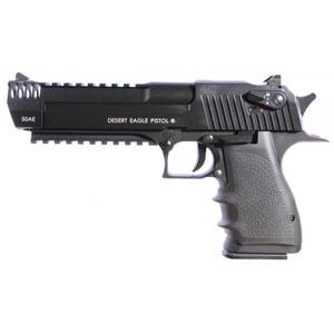 Bilde av Desert Eagle L6 Semi/Full Auto Softgunpistol CO2 - Svart